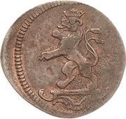1 Heller - Heinrich XI. – avers
