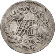 1/48 Thaler - Heinrich XI. – avers