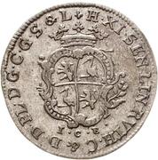 1/12 Thaler - Heinrich XI. – avers
