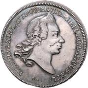 1 Thaler - Heinrich XI. (Konventionstaler) – avers