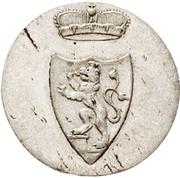 1 Groschen - Heinrich XIII. – avers
