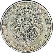 2 Mark - Heinrich XXII – revers