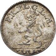 1/48 Thaler - Heinrich XI – avers