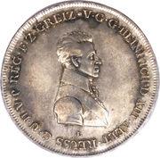 1 Thaler - Heinrich XIII – avers