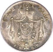 1 Thaler - Heinrich XIII – revers