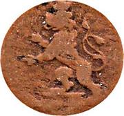 1 pfennig Heinrich XI – avers