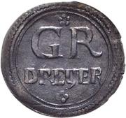 1 Dreier - Heinrich I. – avers