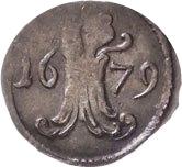 1 Heller - Heinrich I. – avers