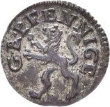 1 Pfennig - Heinrich I. – avers