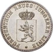 2 Silbergroschen - Heinrich LXII – avers