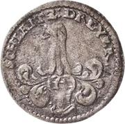 1 Dreier - Heinrich I – avers