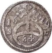 1 Dreier - Heinrich I – revers