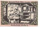 10 Pfennig (Triebes) – revers