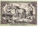 25 Pfennig (Triebes) – revers