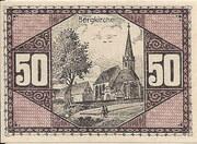 50 Pfennig (Schleiz) – revers