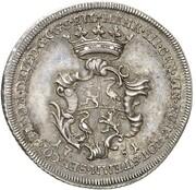 ¼ thaler Heinrich III – avers
