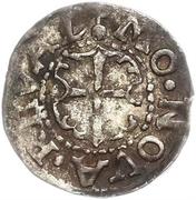 1 schilling Éric XIV (type 1; sans couronne) – revers