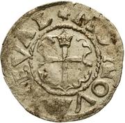 1 schilling Éric XIV (type 1; avec couronne) – revers
