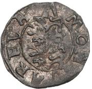1 schilling Johan III (type 1; avec cercle) – revers