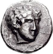 Drachm (Rhaukos) – avers