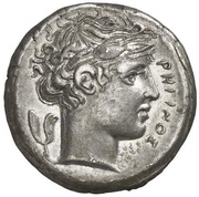 Tetradrachm (Region) – revers