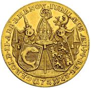 2 Ducat - Gerold II von Zurlauben – avers