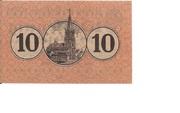 10 Pfennig (Erkelenz) – revers