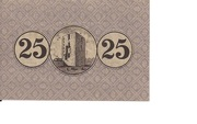 25 Pfennig (Erkelenz) – revers