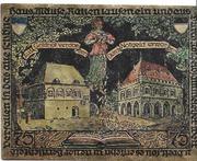 75 Pfennig -  avers