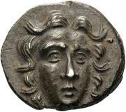 Drachm - Gorgos – avers