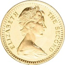 10 shillings - Elizabeth II – avers