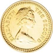 1 livre - Elizabeth II – avers