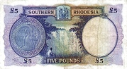 5 Pounds – revers