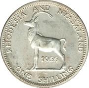 1 shilling - Elizabeth II – revers