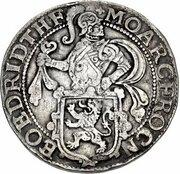 1 Thaler - Johann IV. – avers