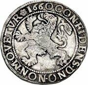 1 Thaler - Johann IV. – revers