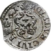1 solidus Charles XI – revers