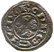 Denier - Hugues II et Hugues III (comtes de Rodez) – revers