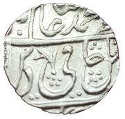1 Rupee - Shah Alam II, Najibabad Mint – avers