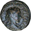 Dupondius - Gordien III (P M S COL VIM, Viminiacium) – avers