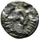 Tétradrachme de potin - Tacite (Alexandrie) – avers