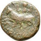 AE - Claudius - Amphipolis – avers