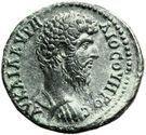 Æ 33 - Lucius Verus (Augusta Traiana mint) – avers