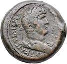 Drachm - Hadrianus (Alexandria) – avers