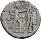 Drachm - Hadrianus (Alexandria) – revers