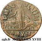 Sesterce - Trébonien Galle - Viminacium (Mésie supérieure) – revers