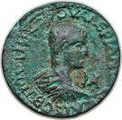 Dupondius - Valerian II (Cilicia) – avers