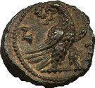 Tetradrachme - Claude II le Gothique - Aigle – revers