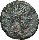 Æ 17 - Commodus (Augusta Traiana mint) – avers