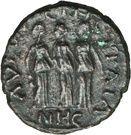 Æ 17 - Commodus (Augusta Traiana mint) – revers